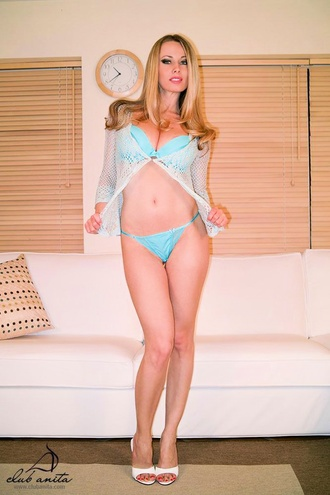 Enticing Striptease