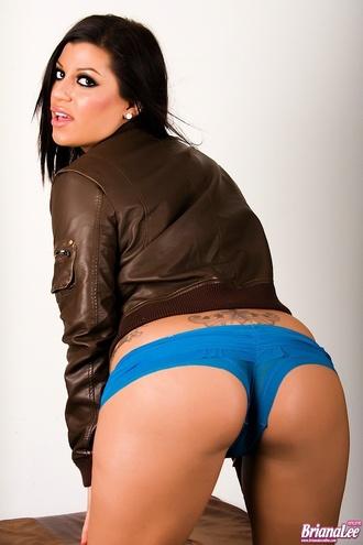Briana Lee Leather Jacket