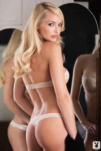 Glamorous Blonde Perfection