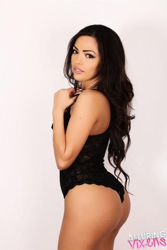 Busty Vixen Karla