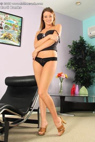 Gorgeous Carli Banks