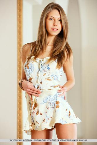 Presenting Katherine By Alex Sironi