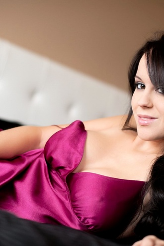 Bryci Is So Soft, Looking Gorgeous In Bed!