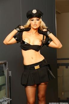 Kayden Kross Sexy Cop
