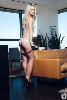 Playboy.Com Is On Set With Chloe Miranda To Shoot