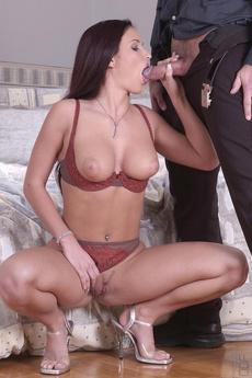 Horny Vanessa Having Sex