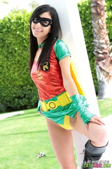 Girl Wonder Catie Minx