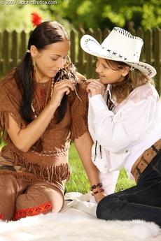 Seduced Cowgirl