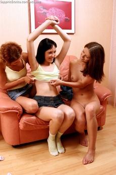 Threesome Pleasures