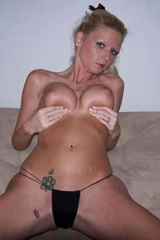 Tattooed Naked Gf