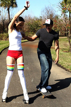Hot Ass Skater Teen Gets Drilled By Her Teacher In This Real Amateur Pic Set