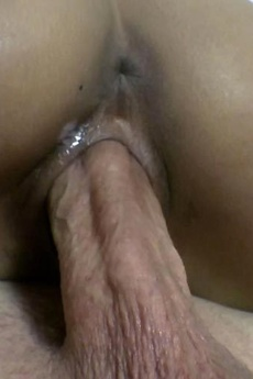 Really Hot Asian Girl Named Meaw Takes Dick And Gets A Big Creampie