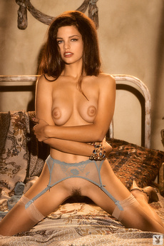"""""""As A Lingerie Model, Cindy Admired Playmates For"""
