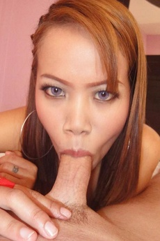 Red Haired Thai Slut With Braces Gets Fucked For A Creampie