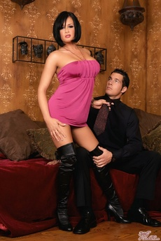 Tory Lane Takes A Thick One