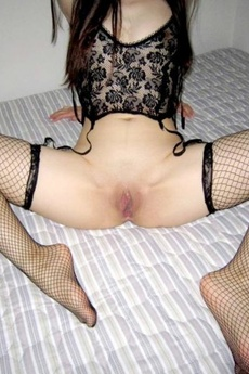 Asian Babe Spreads