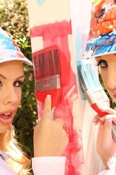 Rita Lovely & Tara Lynn Foxx