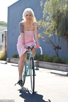 Lynn Dress And Bike