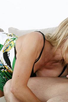 Lisa De Marco Gets Her Wet Pussy Filled