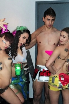 Fucking Super Hot College Teens Pounded Hard In These Amazing First Time Lesbian Fucking Parties