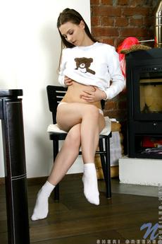 Seductive Babe Sheri Greene Fucks Her Pussy With A Vibrator