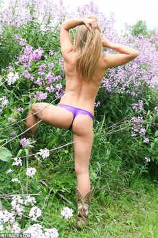 Pretty In The Field