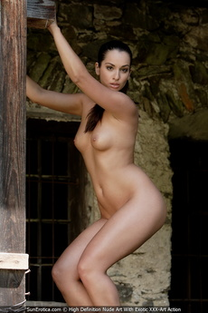 Sexy Babe Elena Gives Us An Opportunity To See Her Amazing Body With Shavd Pussy And Cute Tits picture 7