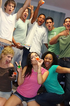 Real College Teens Dildo Fuck Each Other Pov Amateur Real College Orgy picture 4