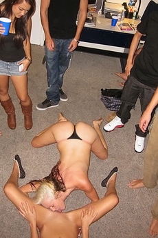Horny Mini Skirt College Teens Make Out And Fuck After A Few Drinks Real College Amateur Sex Party picture 12