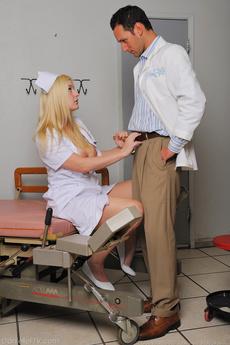 Danielle Nurse Masturbate With Toy picture 14