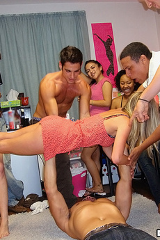 Real College Teens Dildo Fuck Each Other Pov Amateur Real College Orgy picture 6