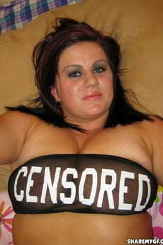 Bbw Girlfriend Shows Off Her Big Juicy Tits And Round Plump Ass picture 6