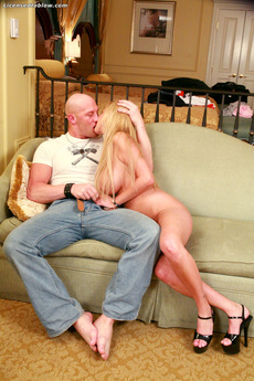 Busty Girls Like Carly Parker Love Big Dicks In Their Mouths picture 2
