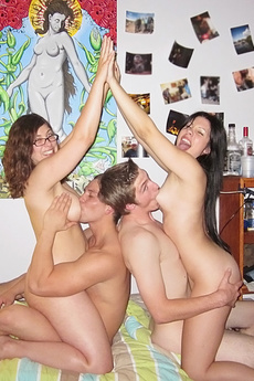 Crazy Hot Sexy Teens Banged Hard In These Hot Fucking Dorm Room Sex Party Pics picture 12