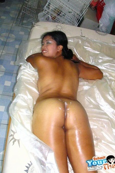 Tight Body Thai Girlfriend Sucks And Fucks And Gets A Cum Blast On Her Ass picture 7